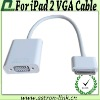 2011 HOT VGA Cable For iPod 2