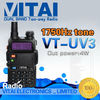 VITAI VT-UV3 Dual Band Radio VHF UHF Walkie Talkie