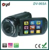 270'' rotary 2.8 inch digital video camera