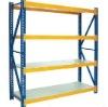 Medium duty warehouse rack