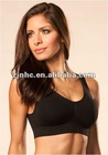 2012 fashion seamless ladies sport bra