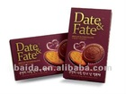 819 28g Date & Fate Biscuit & Chocolate, biscuit chocolate