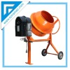 550W/130L Light Burn Electric Cement Mixing Machine