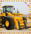 Hot Sell 27T Fork Loader/ Wheel Forklift Loader for Block Handling