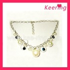Wholesale new fashion crystal statement necklace jewelry (WNK-037)