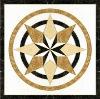 Fashion design Polished Crystal Carpet tile 1200x1200mm