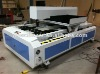 Architectural model laser cutting machine
