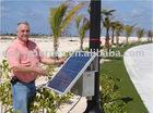 160W high efficiency photovoltaic solar panel