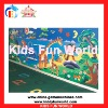 2012 Popular hot sale children climbing wall--Animal World pattern (KFW-C2002)
