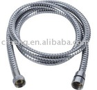 Flexible stainless steel extension shower hose