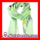 Beautiful Plain Silk Scarf 170*50CM