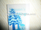 Merry Christmas 3D Lenticular card