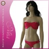 red fashion swimwear bikini