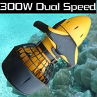 300W dual speed Sea scooter, water propeller