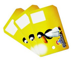 Blank Printable PVC Card