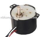 single-phase 2 shaded pole ac electric motor