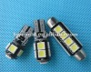 T10 194 led c5w canbus auto led
