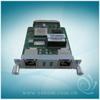 HWIC-2CE1T1-PRI - Cisco High-Speed WAN Interface Card Channelized T1/E1 and ISDN PRI - ISDN terminal adapter - PRI