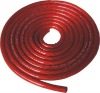 4awg Red Clear Car Battery cable