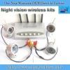 2.4GHz night vision wireless kits