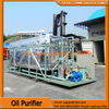 ZSA series oil filter plant/recycling machine