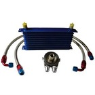 Trust Type 10-Row Engine Oil Cooler