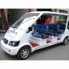 best design electric sightseeing cart