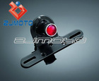 RETRO SHOTGUN-STYLE BLACK CUSTOM REAR TAIL LIGHT MOTORCYCLE/TRIKE