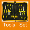Mini tools set