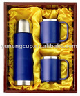 gift, coffee mug set, present, vacuum flask, gift set, flask gift set, promotion gift, set