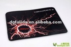 Novelty customized natural rubber gaming mousepad