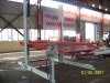 hydraulic simple parking system, 2 layer parking lift, lift parkng equipment