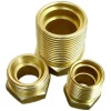 brass end cup male adaptor with brass