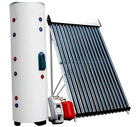 Pressure Solar collector ( SRCC,Solar Key Mark Certificate )