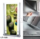 aluminium advertising panel banner frame system LT-15B