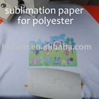 sublimation paper for polyester