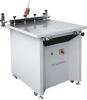 Vacuum manual screen printing machine