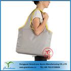 Simple cotton canvas tote bag