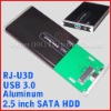 USB 3.0 2.5 inch SATA HDD Enclosure