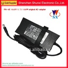 Supply notebook ac adapter power adapter PA-4E 130w game port to usb adapter 19.5v,6.7a
