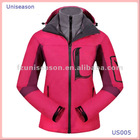 3 in 1 Outdoor Softshell Jacket