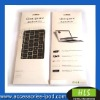 Silicon Keyboard Skin for MacBook Air