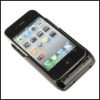Battery Case/Charger for iPhone 4 + Solar Pane