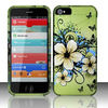 PC rubberized design case for Iphone 5