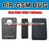 The Newest and Best GSM Bug listening device audio bug with PIR function
