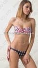 Fashion string bikini swimwear for girls