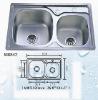 Stainless steel Sinks M6842