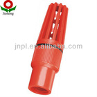 plastic (pvc) foot valve,foot valve of long service time