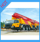 SY5271THB 37D 37m concrete pump truck