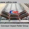 Belt conveyor troughing Idler sets